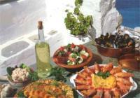 Charter Griechenland - Traditionelle griechische Gerichte