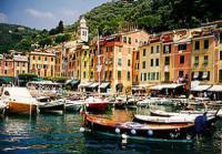 Charter Italien: Portofino hat einen malerischen Hafen
