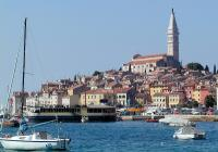 Yachtcharter Kroatien: Rovinj - Einer der romantischsten Häfen in Istrien