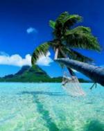 Charter Tahiti: Südseetraum - Anker runter, Hängematte an die Palme... und relaxen