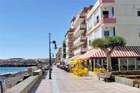 Yachtcharter Teneriffa: Die Promenade in Las Galletas
