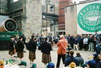 Schottland Charter: Eröffnung der Classic Malts Cruise in der Oban-Destillerie