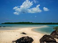 Thailand Charter: Malerisch - die Insel Koh Mak mit der langen Sandbank