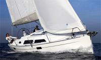 Yachtcharter Yacht-Tipp - Hanse 320 – Die Kleine hat viel zu bieten