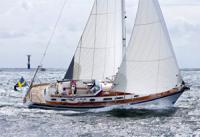 Charter Yacht-Tipp - Hallberg-Rassy 43 MK II – Viele Verbesserungen im Detail