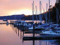 Yachtcharter Kanada: Die Poets Cove Marina ist die luxuriöseste der Region