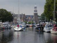 Charter IJsselmeer: Lemmer ist eine der Charterhochburgen des IJsselmeeres